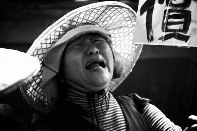 0205台北車站臥軌抗議事件